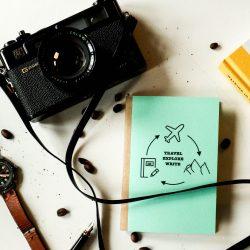 Travel, Explore, Write – mint