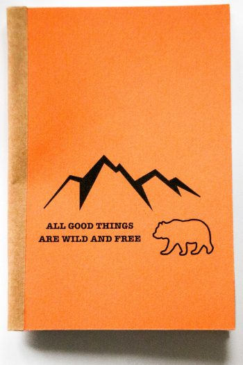 All good things are wild and free – cihlová