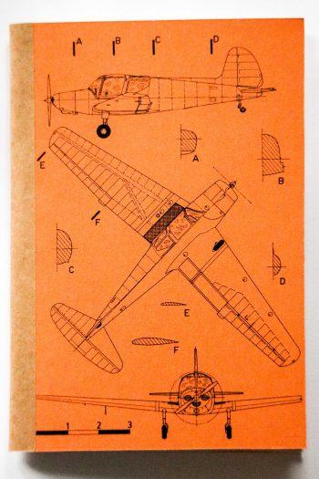 Letadlo Zlín – cihlová